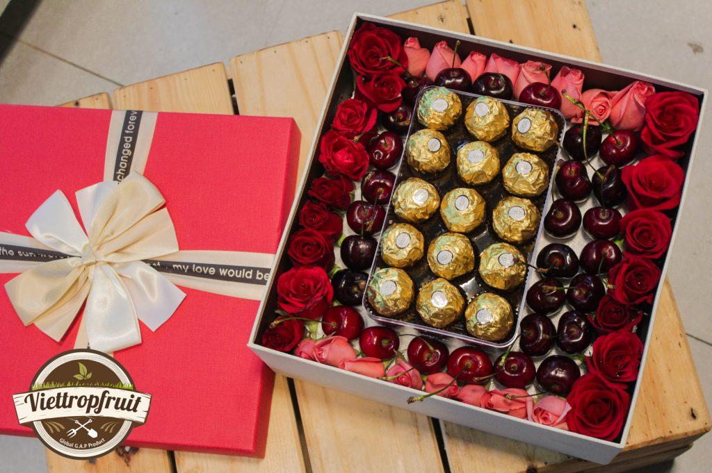 Hộp quà Valentine