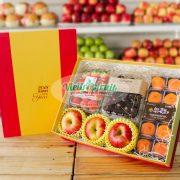 hộp quà trái cây tết 2018