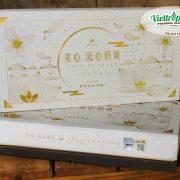 Bánh Lava Hongkong tan chảy