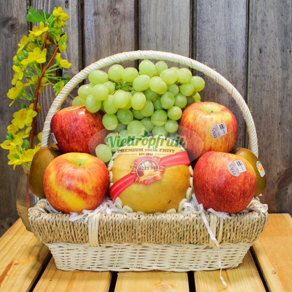 giỏ quà trái cây